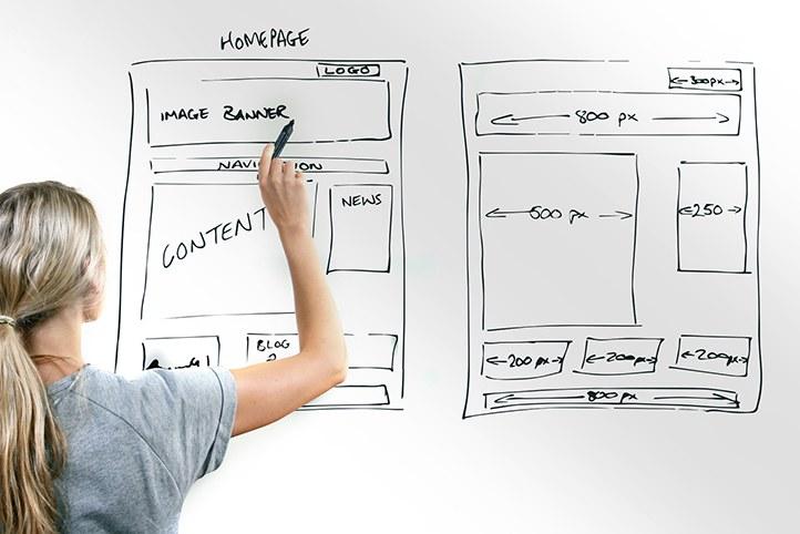 Banner Intensivtraining Web-Entwickler