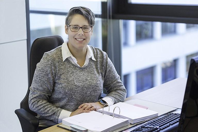 Banner Geprüfter Office Manager Finanzbuchführung